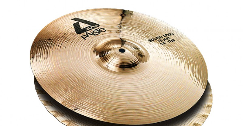 Paiste Alpha Sound Edge Hi-Hats 14″
