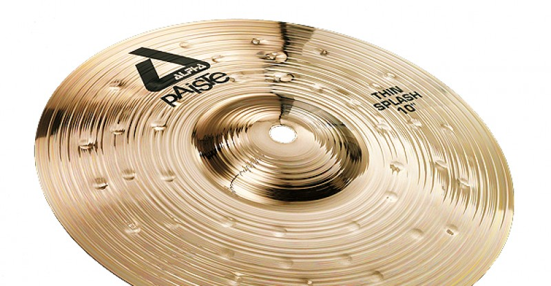 Paiste Alpha Thin Splash 8″ 10″