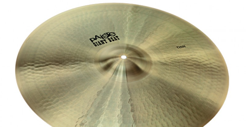 Paiste Giant Beat Thin Crash 18″ 20″