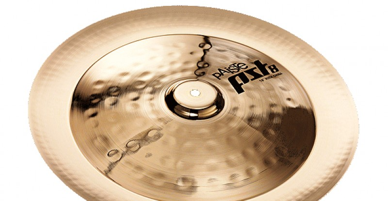 Paiste PST 8 Reflector Rock China 18″