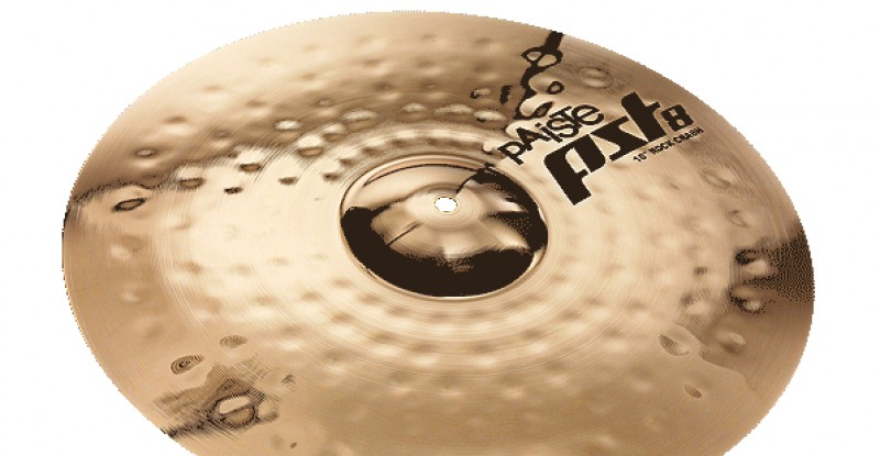 Paiste PST 8 Reflector Rock Crash 16″ 17″ 18″