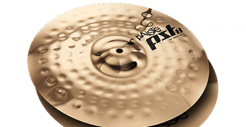 Paiste PST 8 Reflector Rock Hats 14″