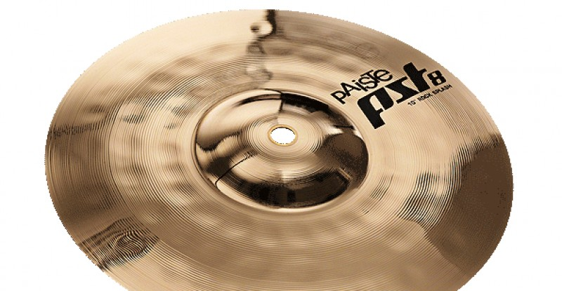 Paiste PST 8 Reflector Rock Splash 10″
