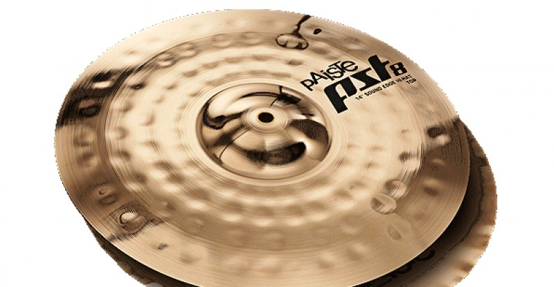 Paiste PST 8 Reflector Sound Edge Hi-Hat 14″