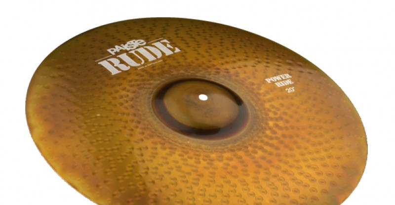 Paiste RUDE Power Ride 20″