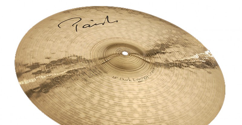 Paiste Signature Dark Energy Crash Mark I 16″ 17″ 18″ 19″