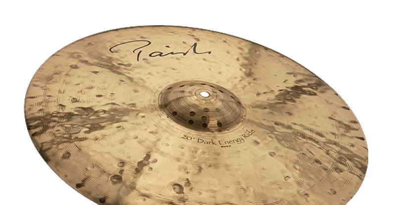 Paiste Signature Dark Energy Ride Mark II 20″ 21″ 22″