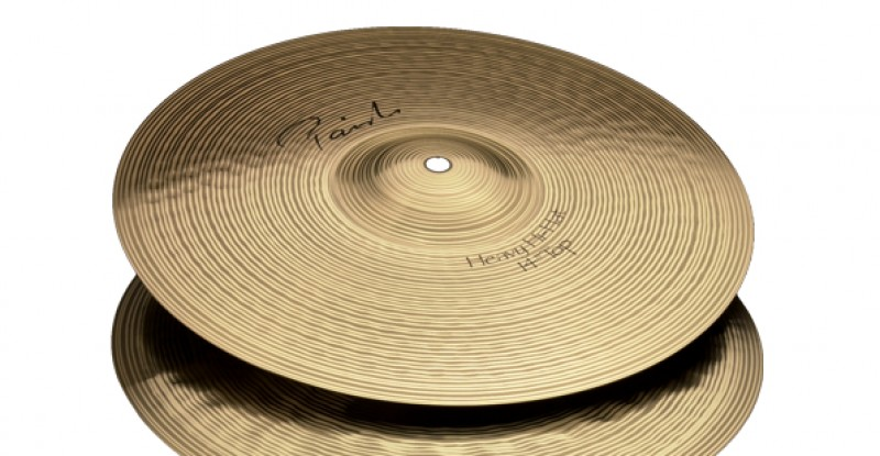 Paiste Signature Heavy Hi-Hat 14″