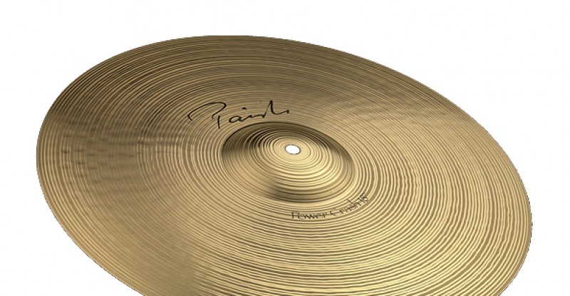 Paiste Signature Power Crash 16″ 17″ 18″