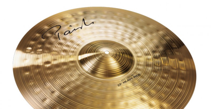 Paiste Signature Precision Heavy Ride 20″ 22″