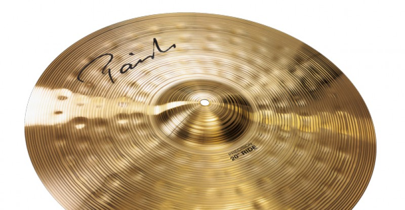 Paiste Signature Precision Ride 20″