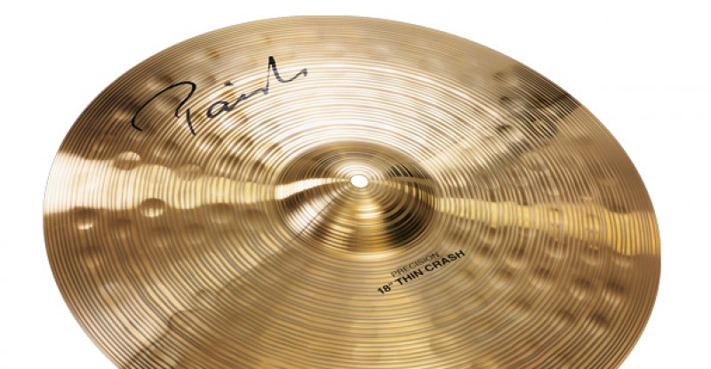 Paiste Signature Precision Thin Crash 16″ 18″
