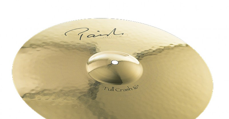 Paiste Signature Reflector Full Crash 16″ 18″