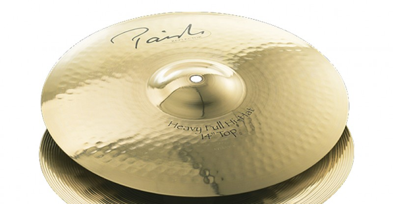 Paiste Signature Reflector Heavy Full Hi-Hat 14″
