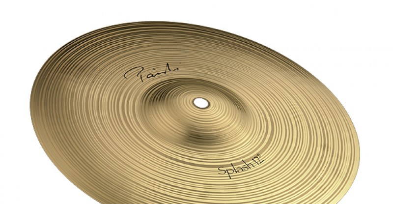 Paiste Signature Splash 6″ 8″ 10″ 12″