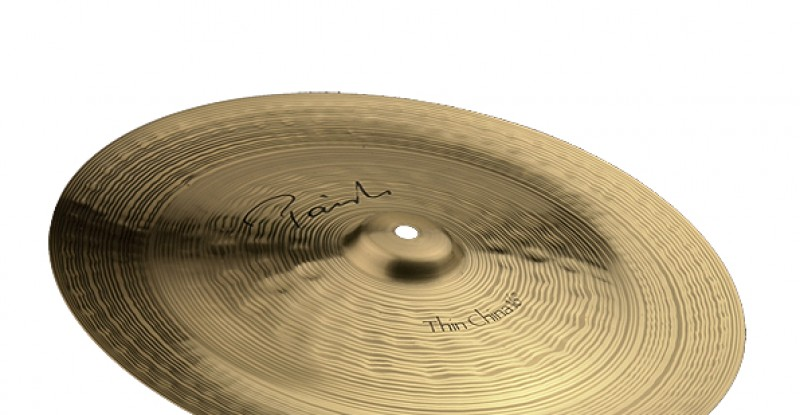 Paiste Signature Thin China 16″ 18″