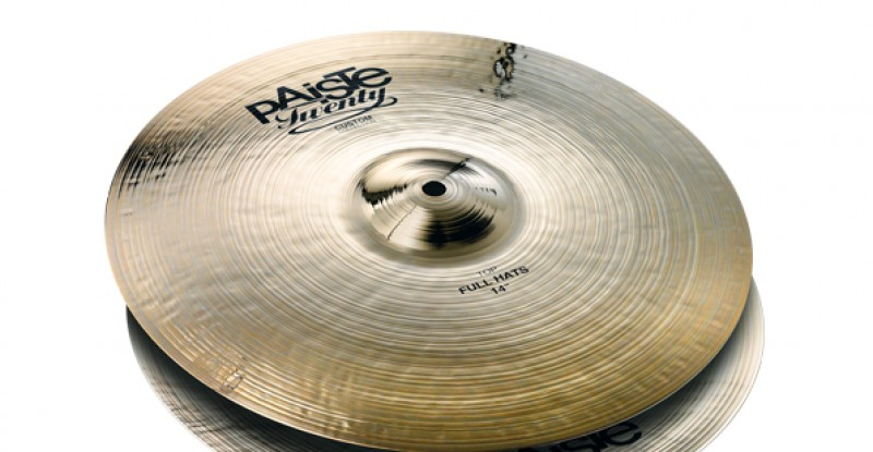 Paiste Twenty Custom Collection Full Hats 14″