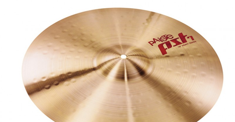 Paiste PST 7 Heavy Crash 16″ 18″