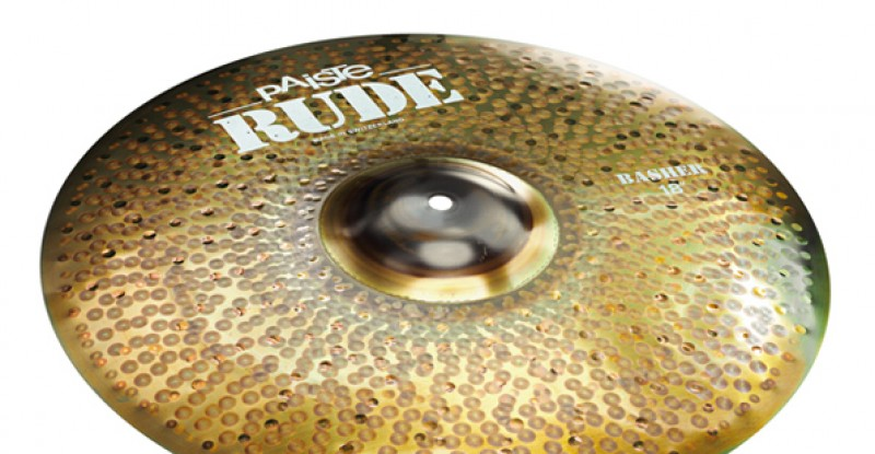 Paiste RUDE Basher 18″ 20″