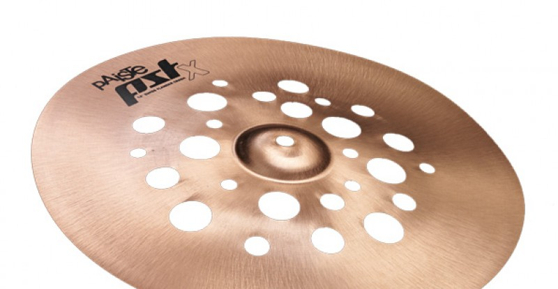 Paiste PSTX Swiss Flanger Crash 14″