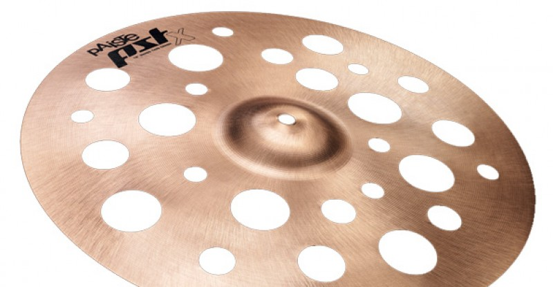 Paiste PST X Swiss Thin Crash 14″ 16″ 18″