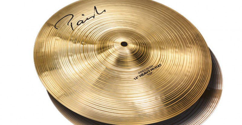 Paiste Signature Precision Heavy Hi-Hat 14″