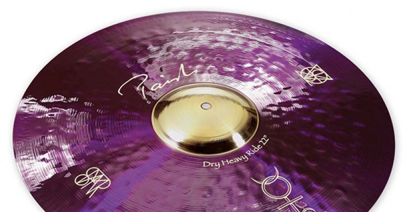 Paiste Signature Dry Heavy Ride 22″ Danny Carey