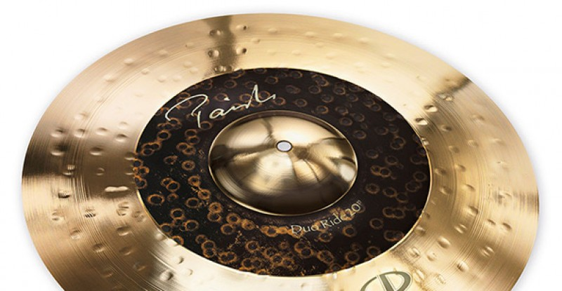 Paiste Signature Duo Ride 20″ Carl Palmer