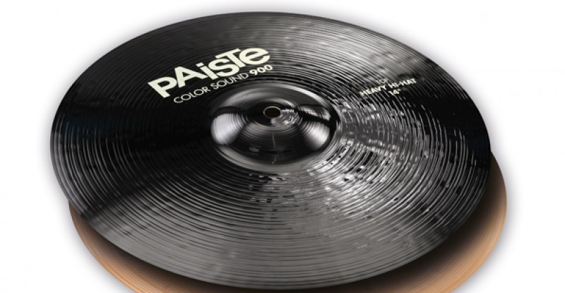 Paiste Color Sound 900 Black Hi-Hat 14″