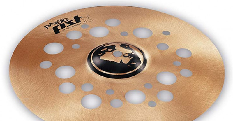 Paiste PST X DJs 45 Crash 12″