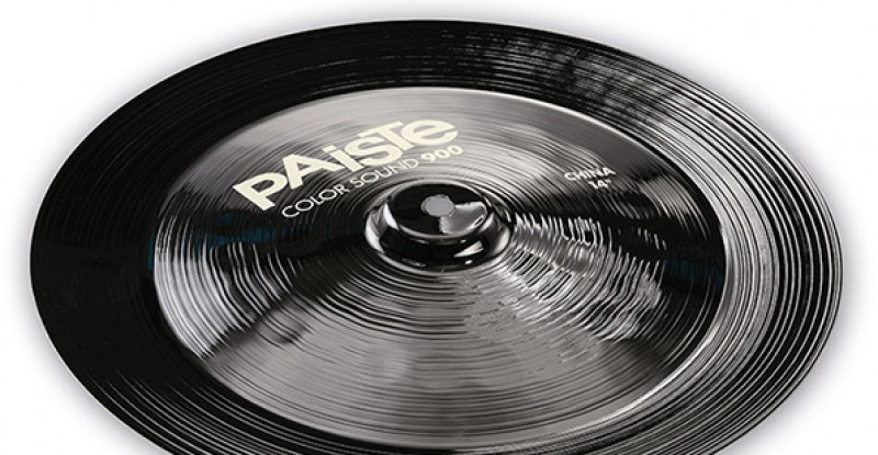 Paiste Color Sound 900 Black China 14″ 16″ 18″