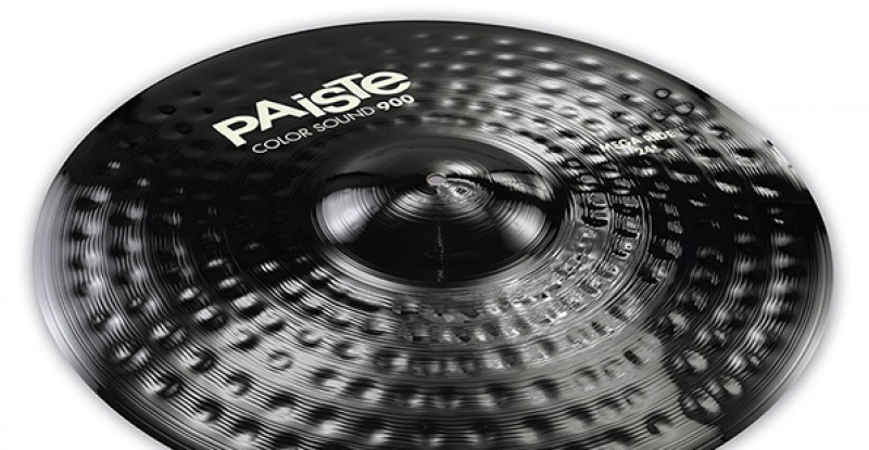 Paiste Color Sound 900 Black Mega Ride 24″