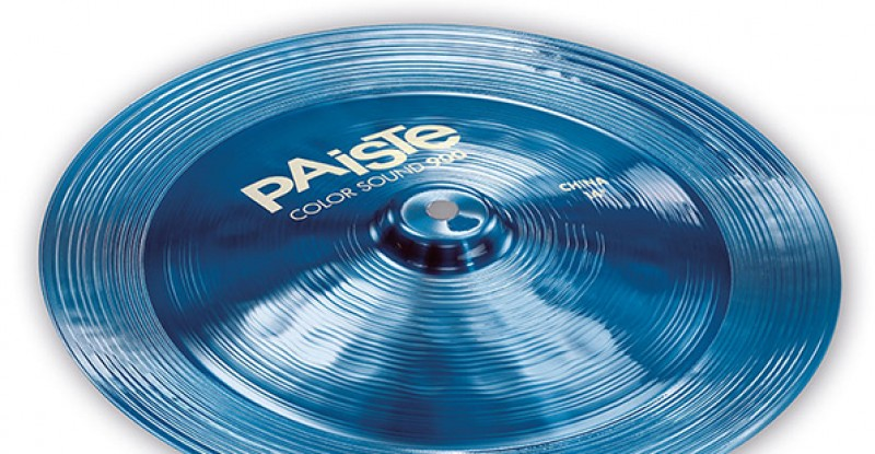 Paiste Color Sound 900 Blue China 14″ 16″ 18″