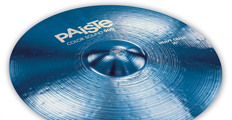 Paiste Color Sound 900 Blue Heavy Crash 16″ 17″ 18″ 19″ 20″