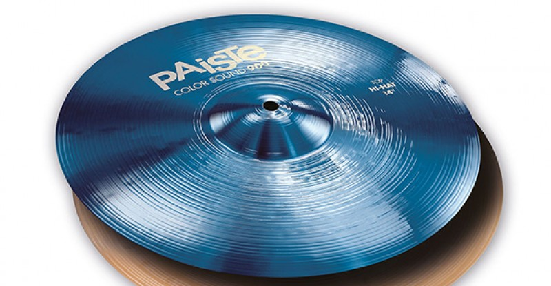Paiste Color Sound 900 Blue Hi-Hat 14″