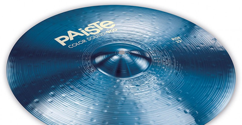 Paiste Color Sound 900 Blue Ride 20″ 22″