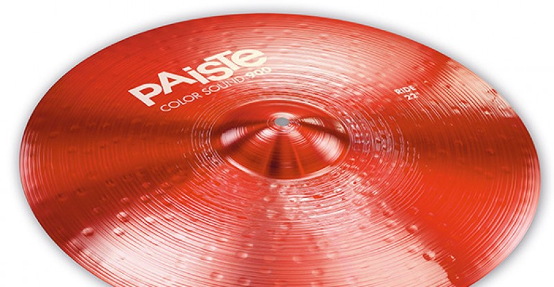 Paiste Color Sound 900 Red Ride 20″ 22″