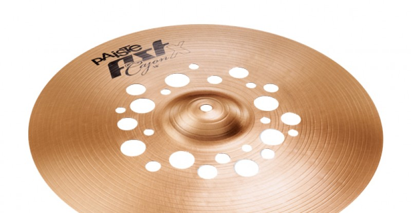 Paiste PSTX Cajon Crash 16″