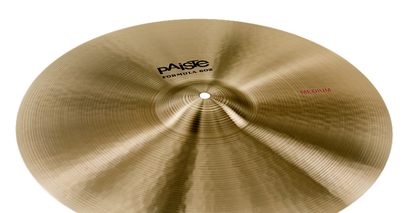 Paiste Formula 602 Classic Sounds Medium 16″ 17″ 18″ 19″ 20″