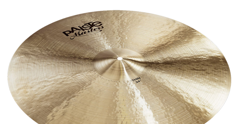 Paiste Masters Thin Crash 20″ 22″ 24″